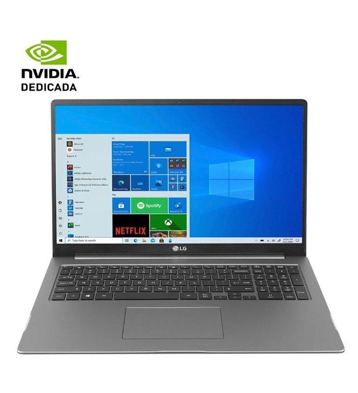 Portátil LG Ultra 17U70P-P.AA78B Intel Core i7-1165G7/ 16GB/ 512GB SSD/ GeForce GTX1650Ti/ 17'/ Win10