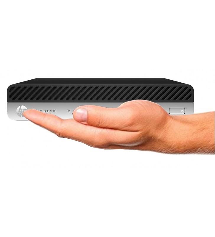 HP HP PRODESK 600 G3 INTEL CORE I5-6600T 8GB SSD 256GB Mini Desktop WIN 10 PROF. 64BIT EDUCACION OCASION