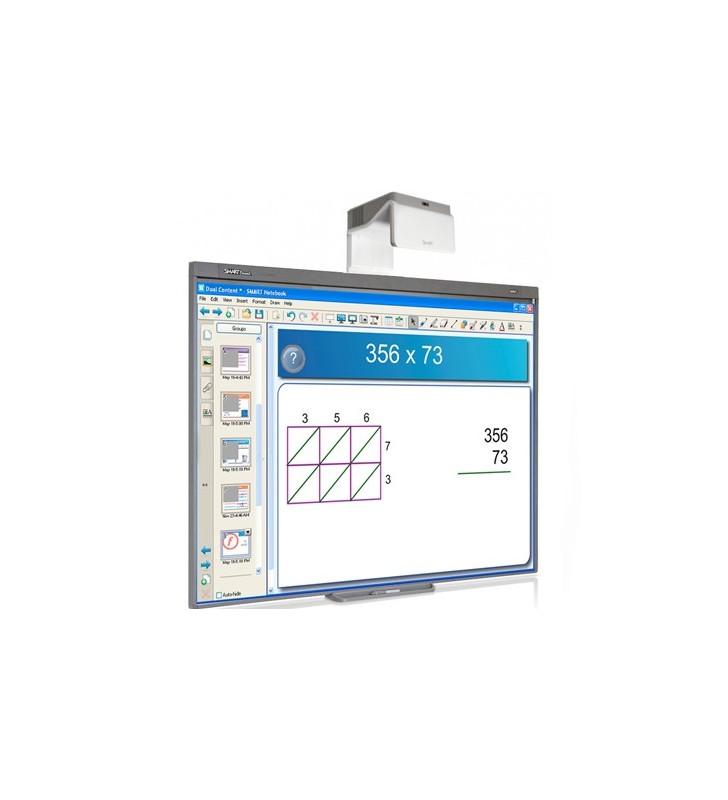 PACK PIZARRA DIGITAL SMART BOARD 480i6 (SMART BOARD 480 + SMART UF70 PROYECTOR)