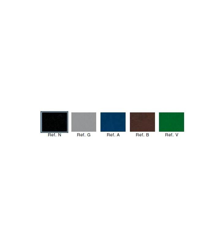 Tablero de corcho ligero tapizado 90x120