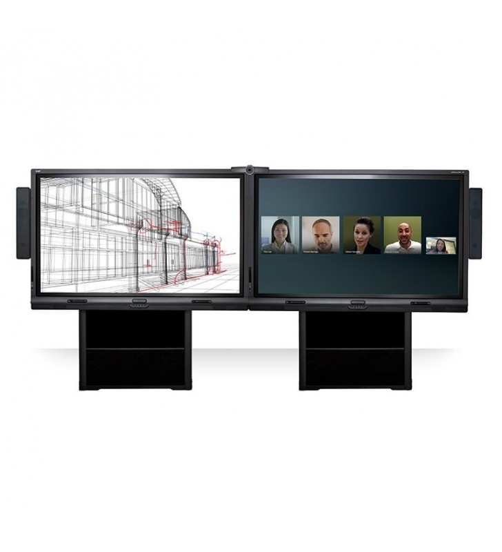 SMART Room System para Microsoft Lync para salas extragrandes