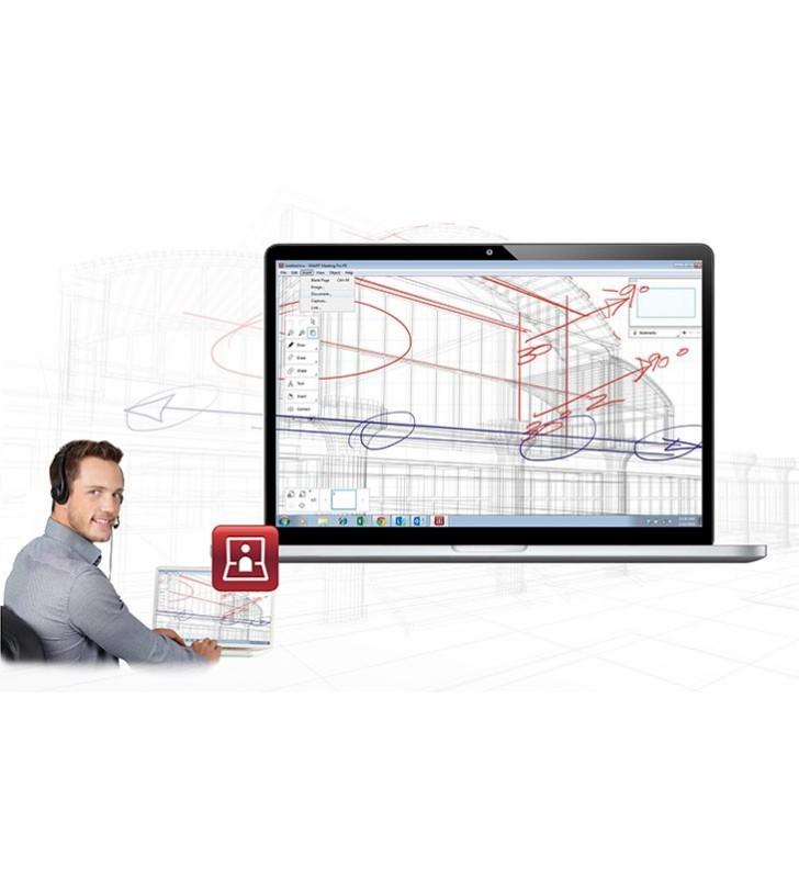 SMART Meeting Pro - Personal Edition. Mantenimiento de software estándar de 1 año