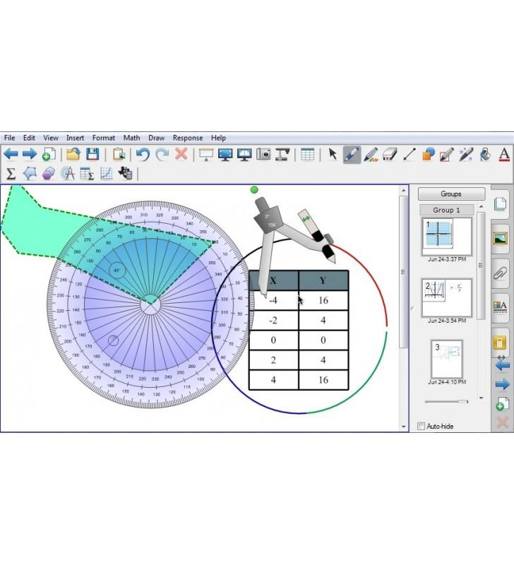 Notebook para Meeting Pro licencia de actualización. Incluye un año de mantenimiento de software