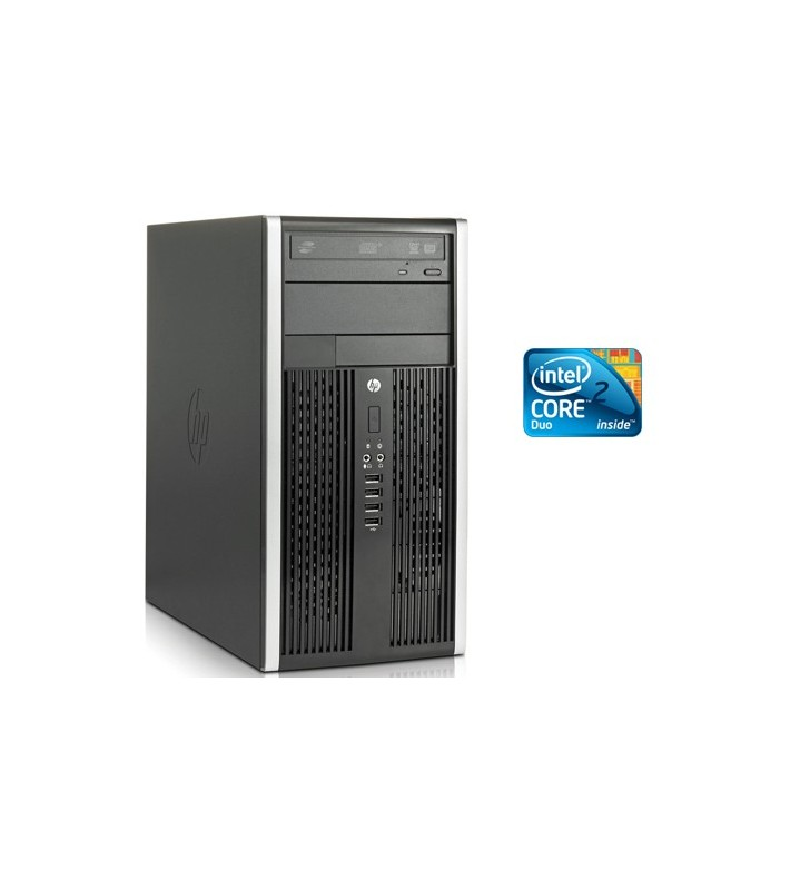 HP 6000 PRO CORE 2 DUO E8400 4GB 250GB DVD TORRE OCASION