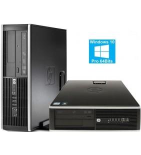 HP 8200 ELITE CORE I5-2500 4GB 500GB SFF WIN10 PRO  EDUCACION